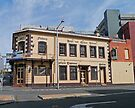 Hope and Anchor Tavern, Hobart, Tasmania, Australia by Margaret  Hyde