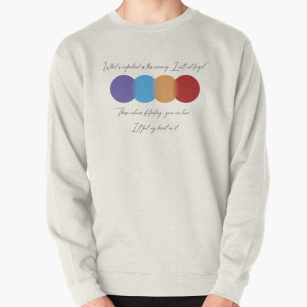 An evening I will not forget Pullover Sweatshirt