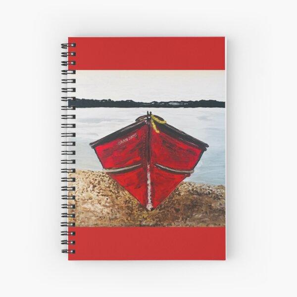 GRAN DAYS Spiral Notebook