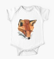 Polygon Red Fox Kids Clothes