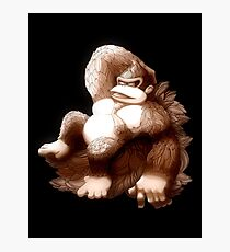 Hellenistic Donkey Kong Photographic Print