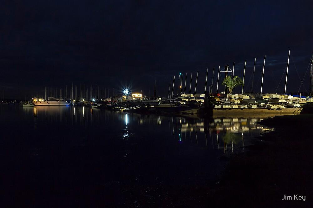 Lake Macquarie Yacht Club Belmont    NSW by Jim Key