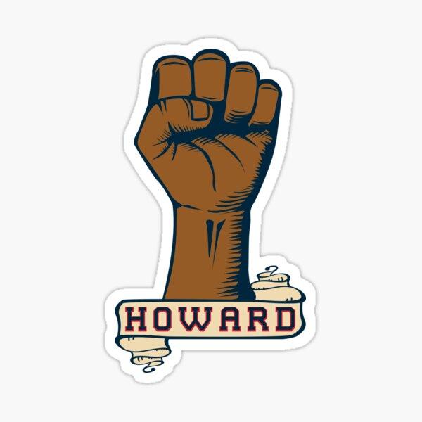 Victory Tailgate Howard University Bison Die-Cut Vinyl Decal