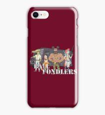 Ball Fondlers iPhone Case/Skin