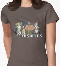 Ball Fondlers Womens Fitted T-Shirt