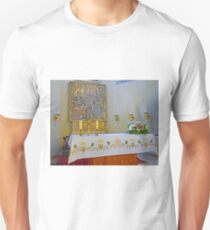 Altar in Jak Church Unisex T-Shirt