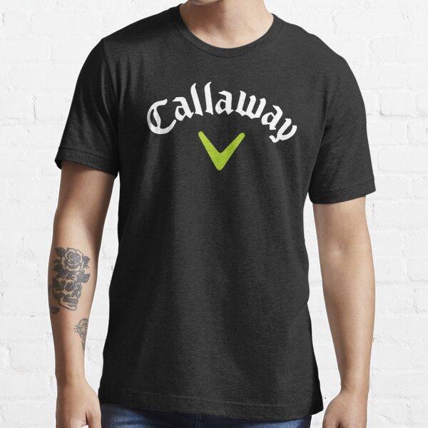 Callaway logo white,green Essential T-Shirt