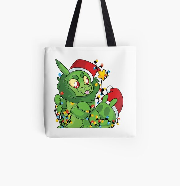 Christmas Krittle All Over Print Tote Bag