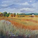 **PAINTING THE COUNTRY LIFE & COUNTRYSIDE - 2 paintings a day**
