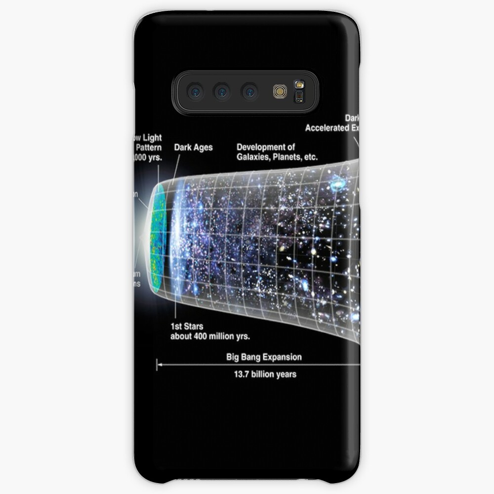 Shape of the universe Samsung Galaxy Snap Case