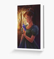 Beatrice Greeting Card