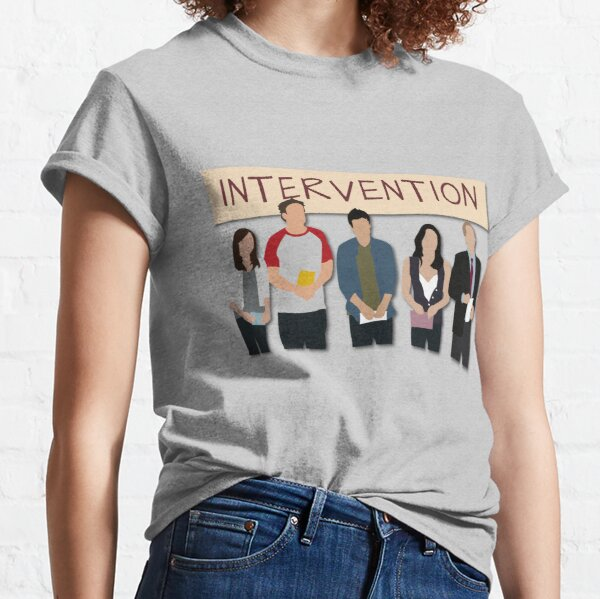Intervention T-shirt classique