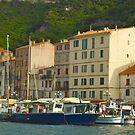 Harbourlife in Bonifacio-Corsica Island by Alessandra Antonini