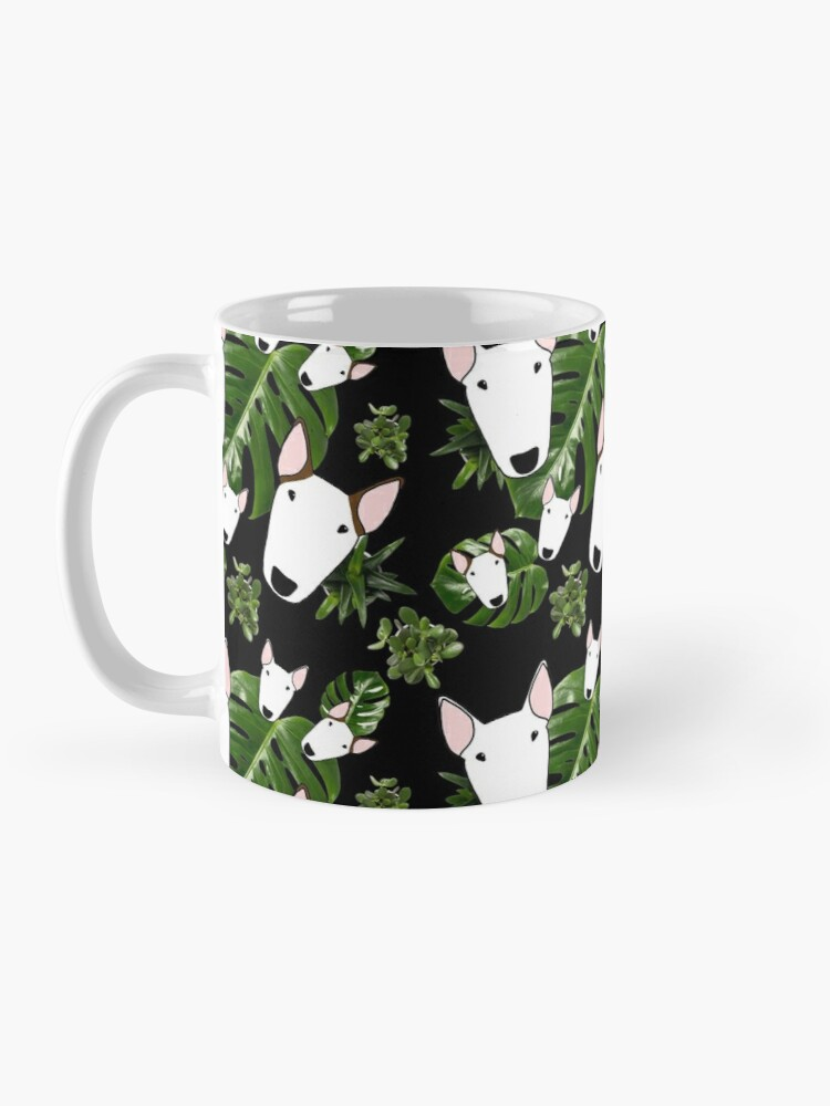 Alternate view of Kasper and Luna Tropical Print Mug