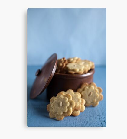 cookie jar Canvas Print