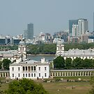 Greenwich Park View by John Hare
