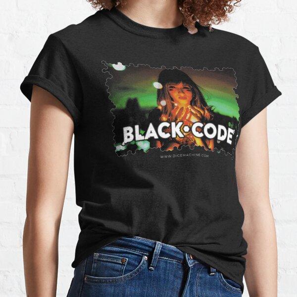 Black Code - Cover Girl Classic T-Shirt