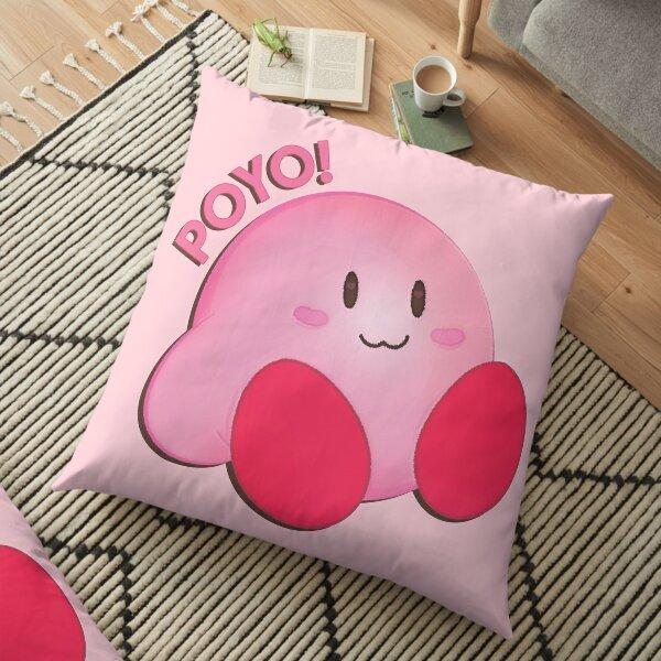 "Kirby ""Poyo"" Floor Pillow"