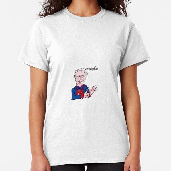 Sudoku Guy Version 4 Classic T-Shirt
