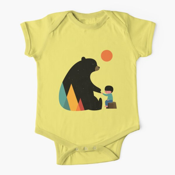 Promise Short Sleeve Baby One-Piece