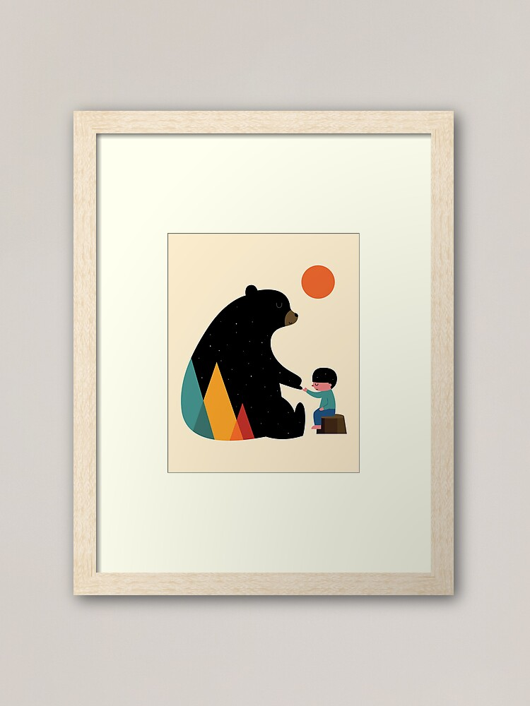 Alternate view of Promise Framed Art Print