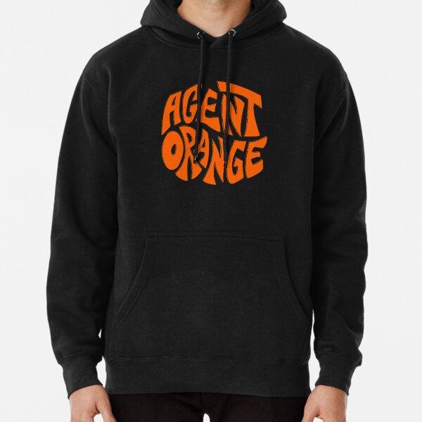 Agent Orange Sweat à capuche épais