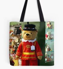 Harrods 6ft Beafeater Bear Tote Bag