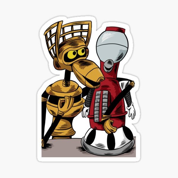 Mystery Science Theater 3000 Sticker