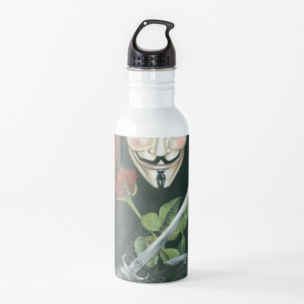 V Water Bottle