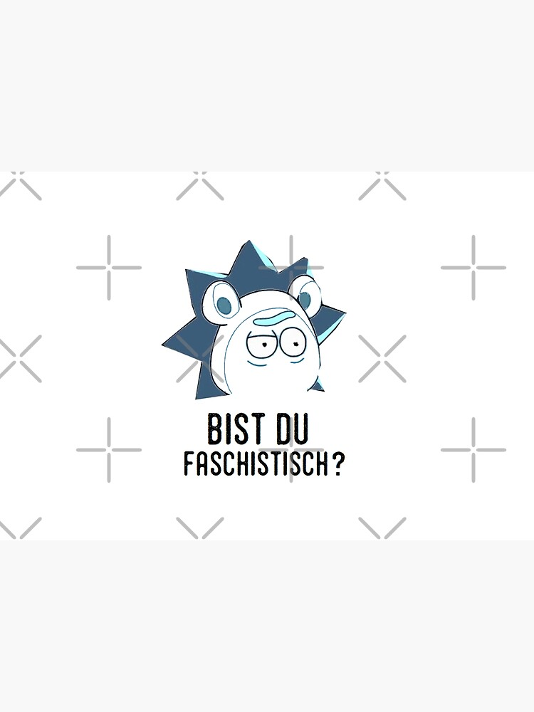 Bist Du Faschistisch? by Ukawa