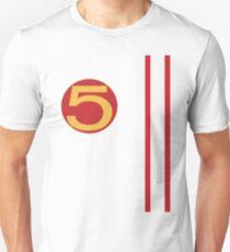 Mach 5 Speed Racer Unisex T-Shirt