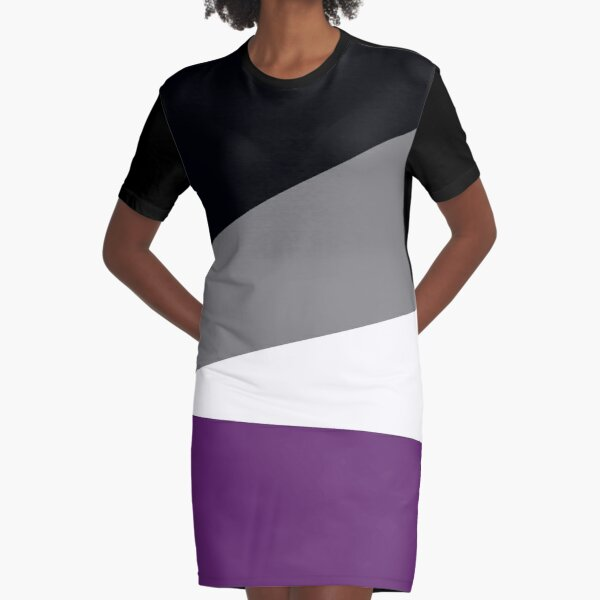 Ace Flag Graphic T-Shirt Dress