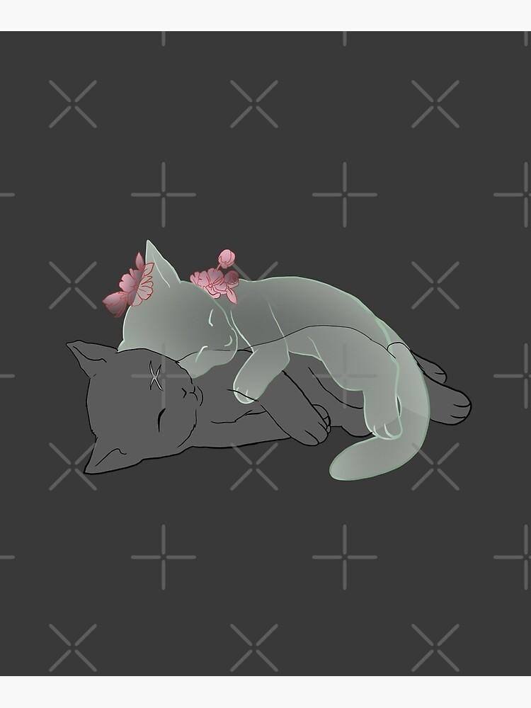 Guardian Kitten by JennyJinya