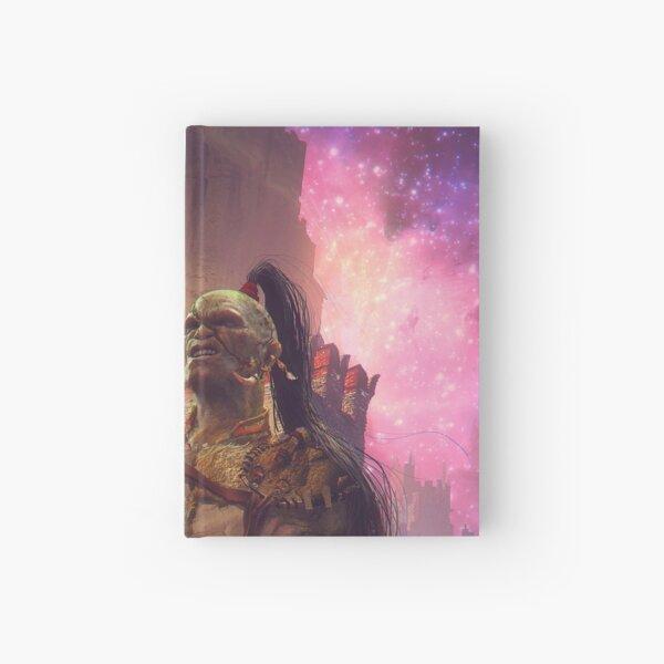 Orc Shaman Hardcover Journal