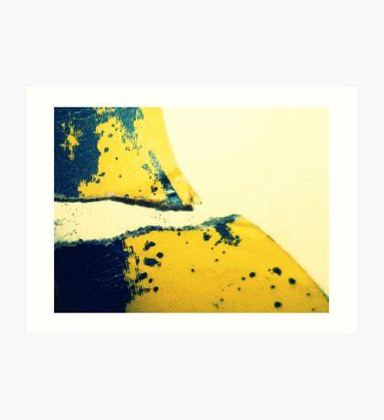 04-30-11:  Banana Art Print