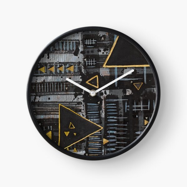 Intersection : Abstract Clock