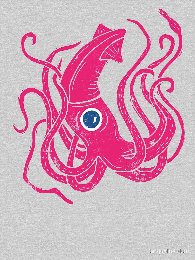 Giant Squid by JMHurd