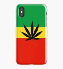 Canabis case iPhone Case