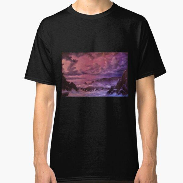 CRIMSON SUNSET Classic T-Shirt