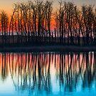 Dawn Reflections II by IanMcGregor