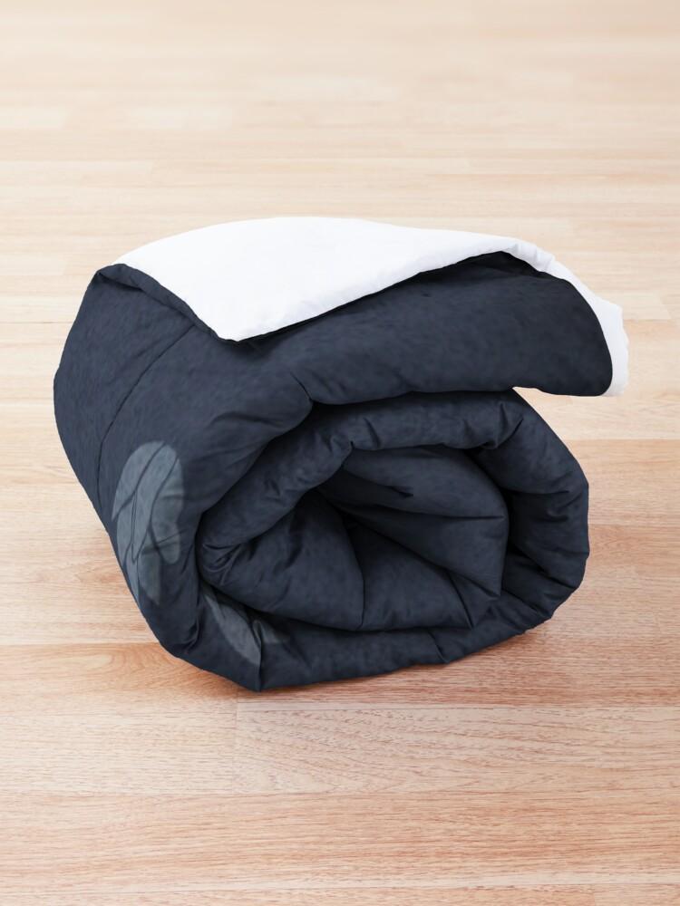 Alternate view of Serene Jackalope Comforter