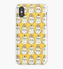 Pear & Pinapple iPhone Case