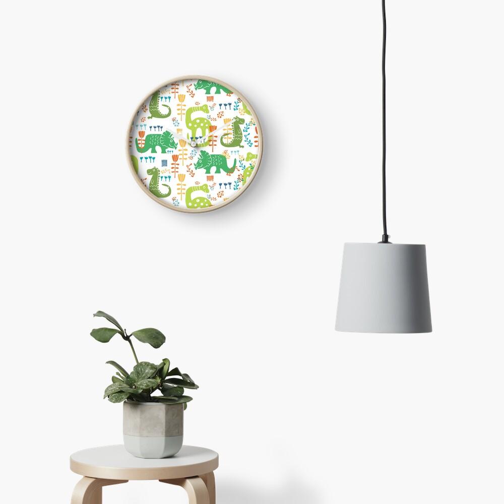 Dinos Clock