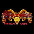 Shadowrun Survival Guide Original Logo by digitaldoom01