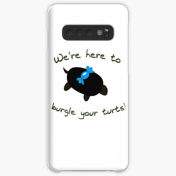 Burgle your Turts! Samsung Galaxy Snap Case