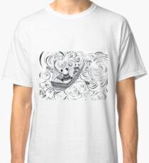 Pandas gone fishing Classic T-Shirt
