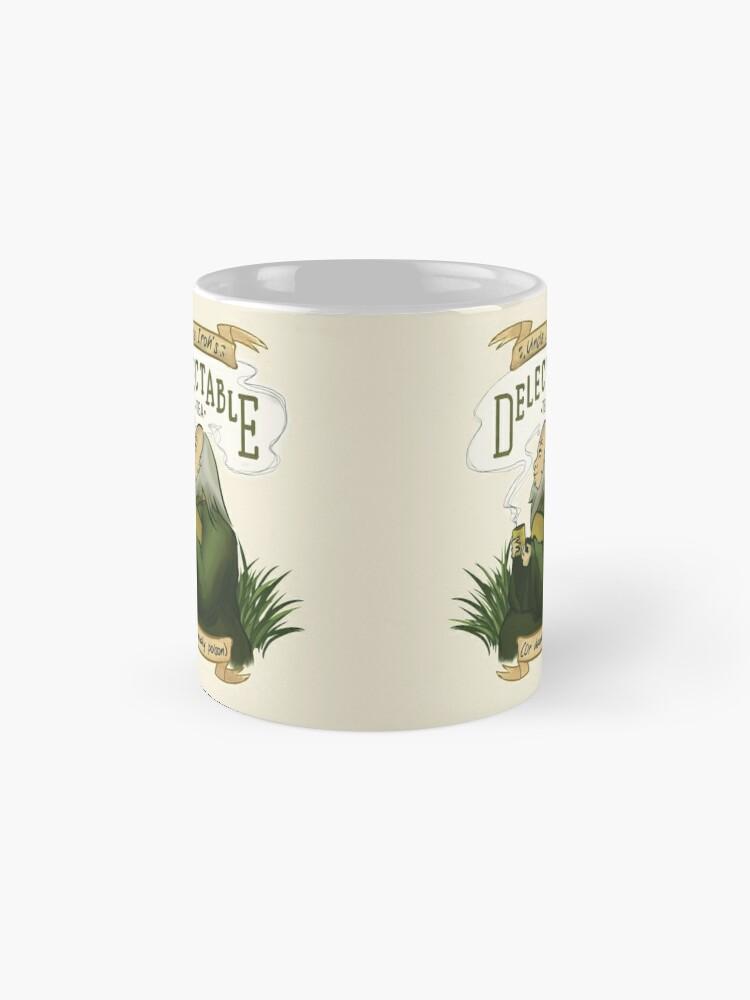 Alternate view of Iroh's Delectable Tea Mug