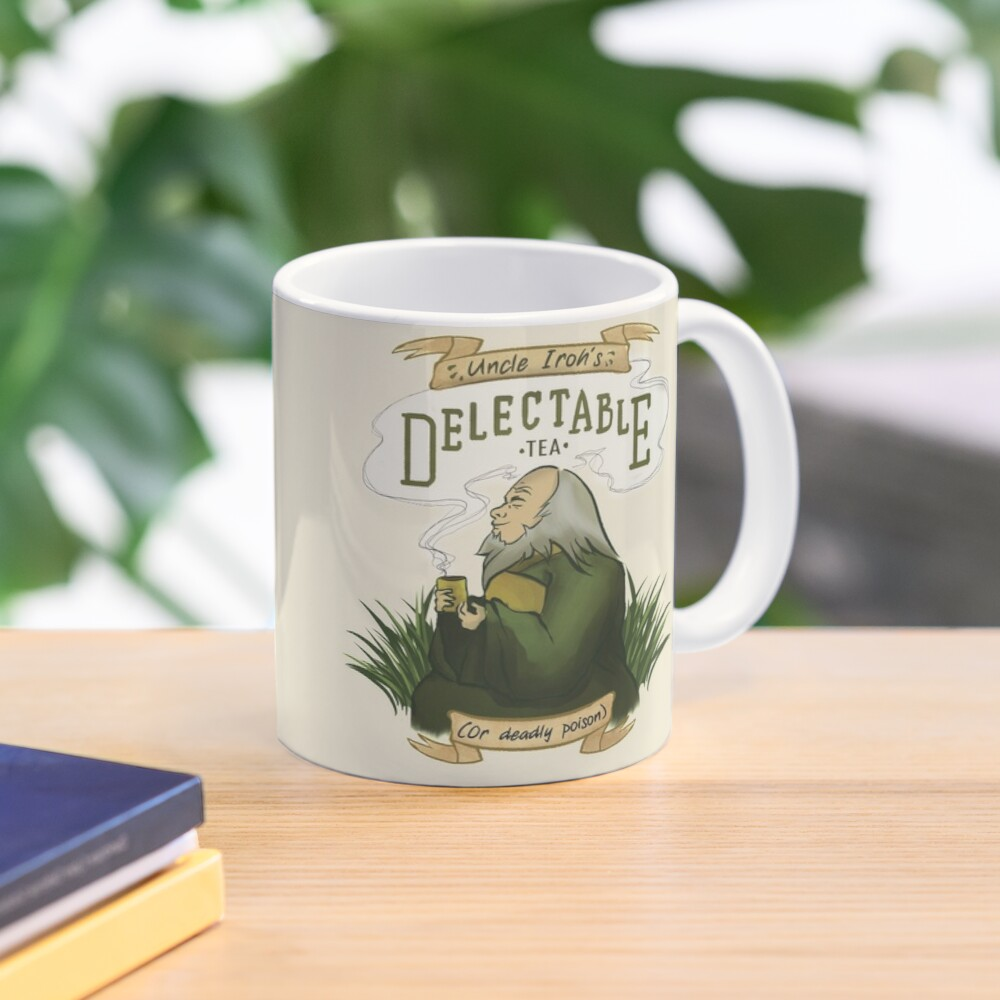 Iroh's Delectable Tea Mug