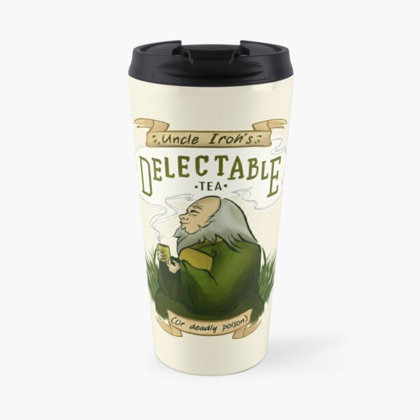 Iroh's Delectable Tea Travel Mug