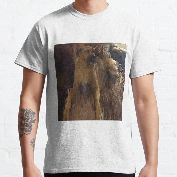 Athena In Multilevel v.1 Classic T-Shirt